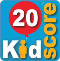 This business's KidScore is: 20
