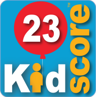 This business's KidScore is: 23