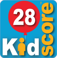 This business's KidScore is: 28
