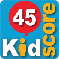This business's KidScore is: 45