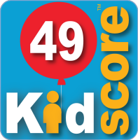 This business's KidScore is: 49
