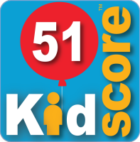 This business's KidScore is: 51