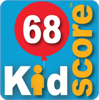 This business's KidScore is: 68