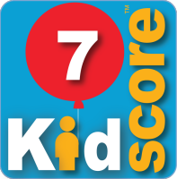 This business's KidScore is: 7