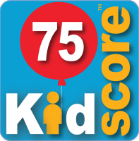This business's KidScore is: 75