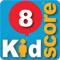 This business's KidScore is: 8