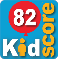This business's KidScore is: 82