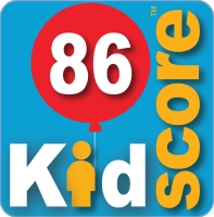 This business's KidScore is: 86