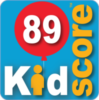 This business's KidScore is: 89