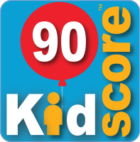 This business's KidScore is: 90