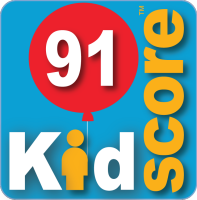 This business's KidScore is: 91
