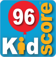 This business's KidScore is: 96