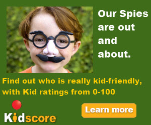 Find out who is really Kid friendly