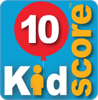 This business's KidScore is: 10