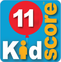 This business's KidScore is: 11