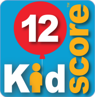 This business's KidScore is: 12