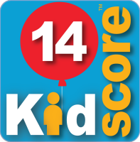 This business's KidScore is: 14