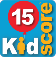 This business's KidScore is: 15