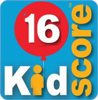 This business's KidScore is: 16
