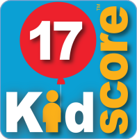 This business's KidScore is: 17