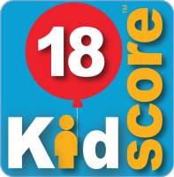 This business's KidScore is: 18