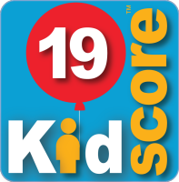 This business's KidScore is: 19