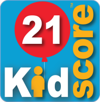 This business's KidScore is: 21