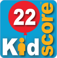 This business's KidScore is: 22