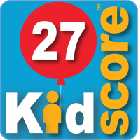 This business's KidScore is: 27