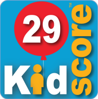 This business's KidScore is: 29