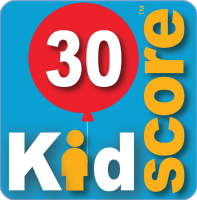 This business's KidScore is: 30