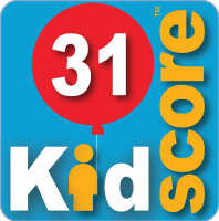 This business's KidScore is: 31