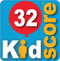 This business's KidScore is: 32