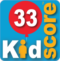 This business's KidScore is: 33