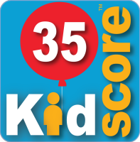 This business's KidScore is: 35