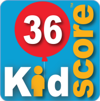 This business's KidScore is: 36