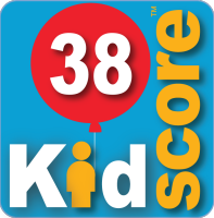This business's KidScore is: 38