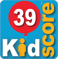 This business's KidScore is: 39