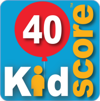 This business's KidScore is: 40