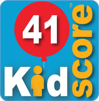 This business's KidScore is: 41