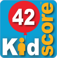 This business's KidScore is: 42