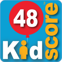 This business's KidScore is: 48