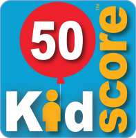 This business's KidScore is: 50