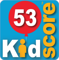 This business's KidScore is: 53
