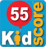 This business's KidScore is: 55