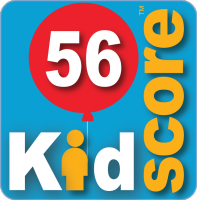 This business's KidScore is: 56