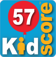 This business's KidScore is: 57