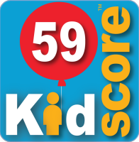 This business's KidScore is: 59