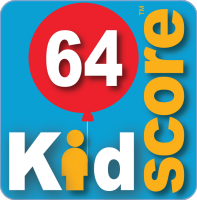 This business's KidScore is: 64