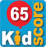 This business's KidScore is: 65